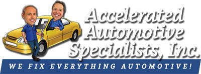 Auto Repair & Auto Maintenance in Greeley, CO - Accelerated Automotive Specialist