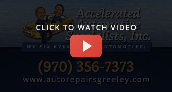 Accelerated Automotive Specialists - Auto Maintenance Video